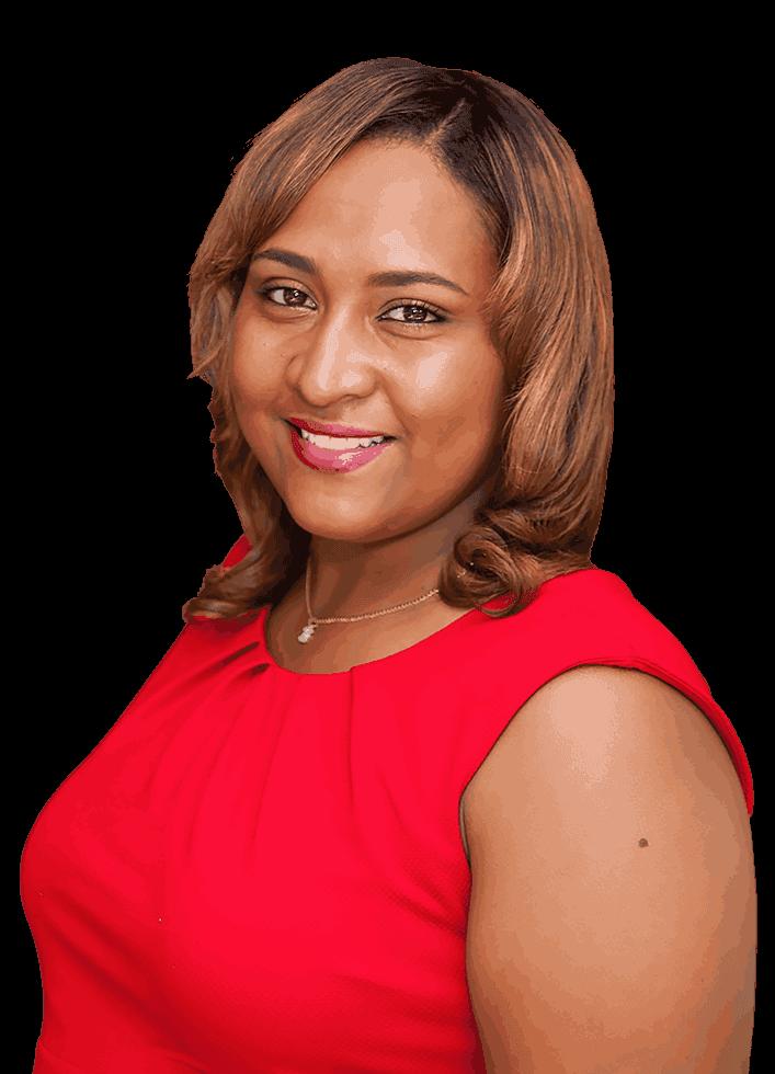 Belize real estate agent remax Tiffany swift portrait
