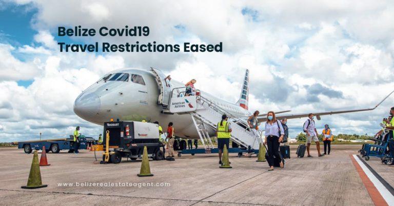 belize travel restrictions eased photo header